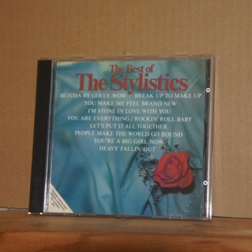 cd99. THE STYLISTICS THE BEST OF THE STYLISTIC