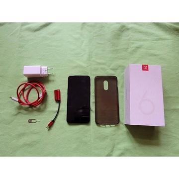 OnePlus 6T 8GB/256GB Dual Sim Czarny Matowy