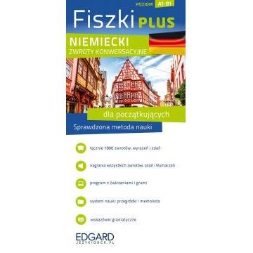 Niemiecki Fiszki PLUS. Zwroty konwersacyjne