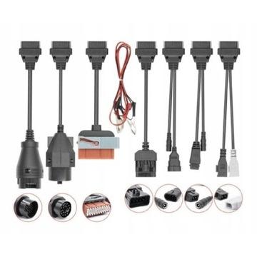 Kable przewody adaptery do autocom 150 e Delphi DS