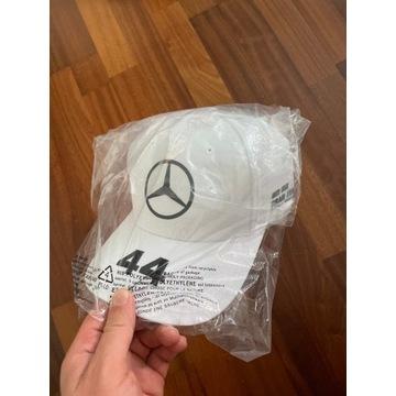 Czapka Mercedes Hamilton Monster Energy