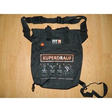 FITX Fur uns alle sportowa torba torebka