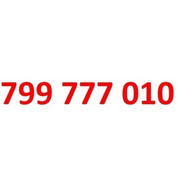 799 777 010 starter play złoty numer 7777