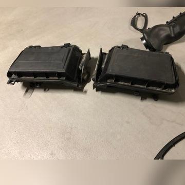 Filtr kabinowy kanały wentylacyjne BMW e39