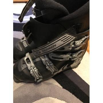 Buty narciarskie Salomon 29,5