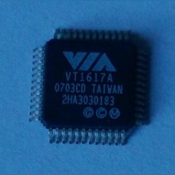 CHIP, UKŁAD VIA VT1617A