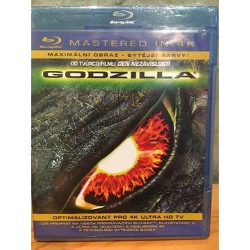 Godzilla Blu-ray 4K UHD PL