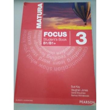 Matura Focus 3 B1/B1+