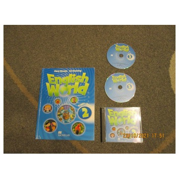 English World 2 Książka ucznia + 2class CD