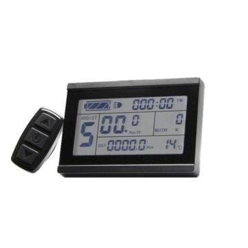Wyświetlacz LCD KT-LCD3 do rowerów elektrycznych