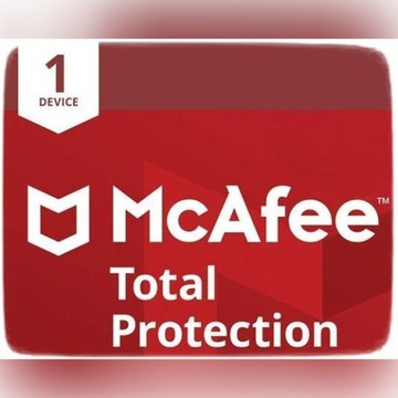 Mcafee Total Protection / 10 LAT / 1 PC