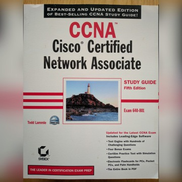CCNA Cisco Certified Network Associate 640-801