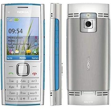 Nokia X2-00 , JAK NOWA, ODPORNA, GW