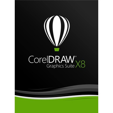 CorelDraw X8 Full lifetime activation 2 Devices