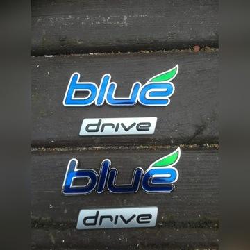 Znaczek hyundai i30 i40 ix35 Blue drive orginał