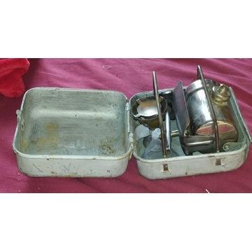 Mała kuchenka polowa benzynowa kostka
