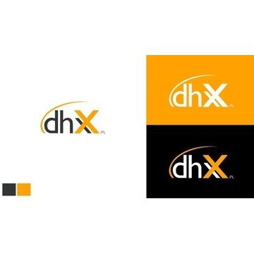 Domena internetowa dhx.pl + Logo