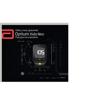 Glukomert Optium Xido Neo