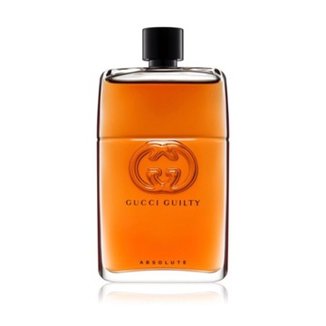 Gucci guilty absolute 150ml + mały gratis