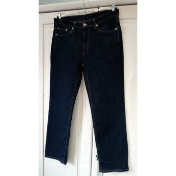Okazja!!! Jeans LEVI'S model 514  W 33 x L 30