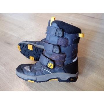 Jack Wolfskin Texapore buty trekkingowe  r. 33