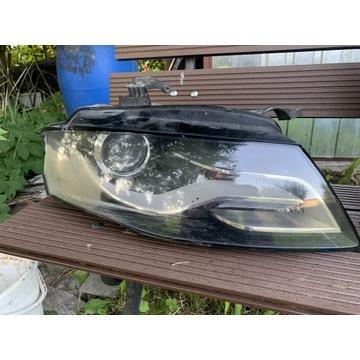 Reflektor Audi A4 B8 8K0 prawy przód xenon led