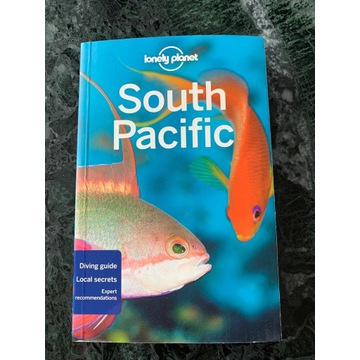 South Pacific przewodnik Lonely Planet Ocean pacyf