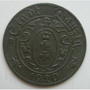 WMG 10 pfennig 1920. St. 1-.