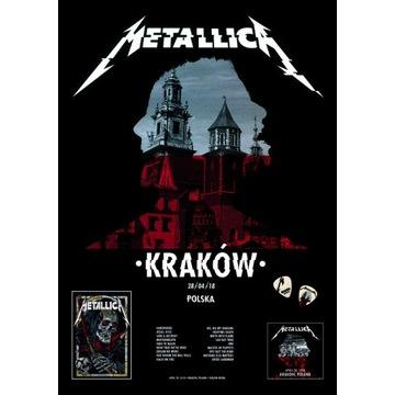 Metallica Kraków