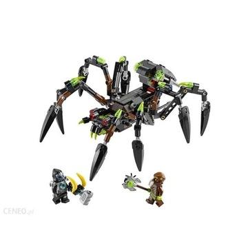 KLOCKI LEGO CHIMA 70130