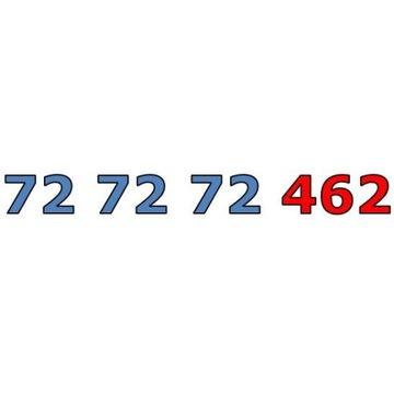 72 72 72 462 ŁATWY ZŁOTY NUMER STARTER