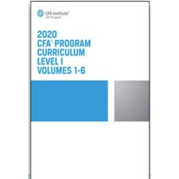 CFA 2020 LEVEL 1 KOMLET KSIĄŻEK
