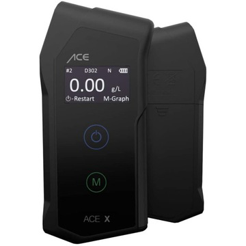 Nowy Alkomat ACE X 99,1% dokładność gwarancja