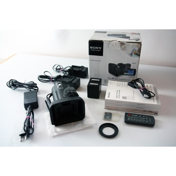 Kamera cyfrowa Sony PJ-780 VE z projektorem