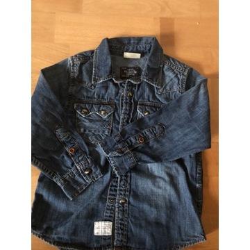 Koszula dżinsowa 104 Zara