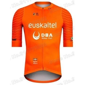 koszulka kolarska grupy Euskadi Rozmiar XXL