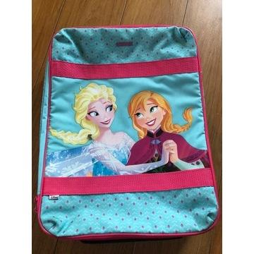 Torba podróżna Disneya Anna i Elza