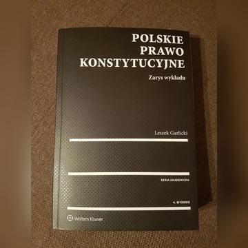 POLSKIE PRAWO KONSTYTUCYJNE Leszek Garlicki
