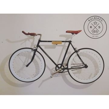 Wieszak rowerowy ścienny KulBikes.rs loft roz. XL