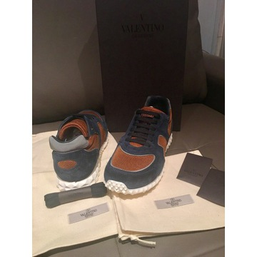 Valentino rockrunner sneakers buty roz.42