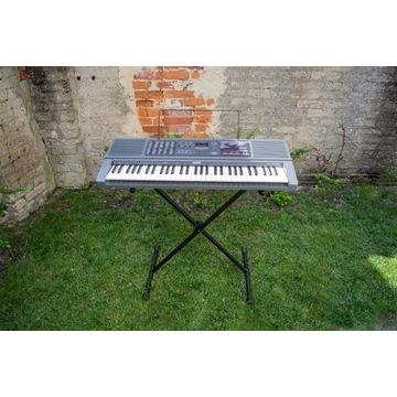 keyboard CASIO CTK550 z oryginalnym pudełkiem