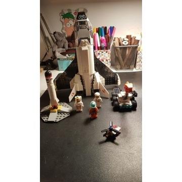LEGO City 60226 Prom Kosmiczny rakieta statek