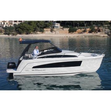 Jacht motorowy Balt 818 Titanium + Skuter Seadoo