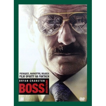 BOSS (DVD) [keep case] BD+++++