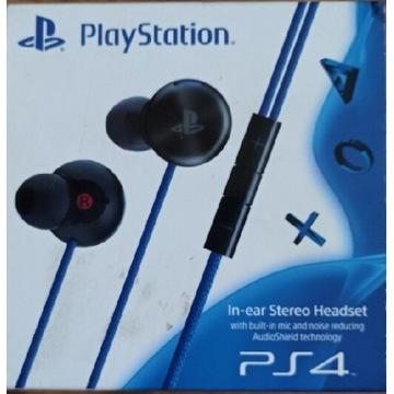 Słuchawki Sony Playstation 4 In-Ear Stereo Headset