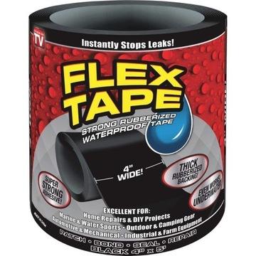 Taśma naprawcza wodoodporna Flex Tape