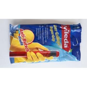 VILEDA rękawice gumowe SUPER GRIP M