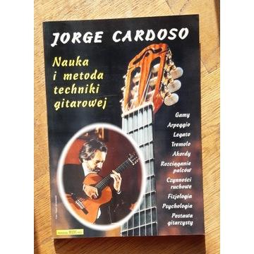 Jorge Cardoso - nauka i metoda techniki gitarowej