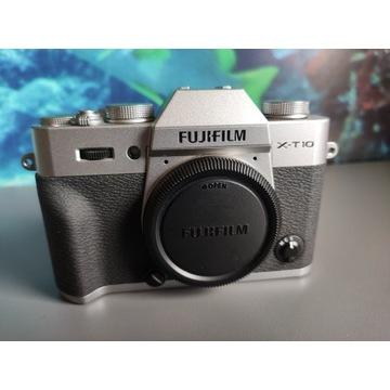Aparat Fujifilm x-t10 body.
