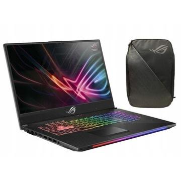 Laptop gaminowy ASUS SCAR II GL704GV, na gwarancji